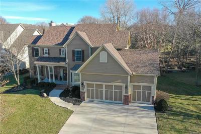 Overland Park Single Family Home For Sale: 14605 Wedd Street