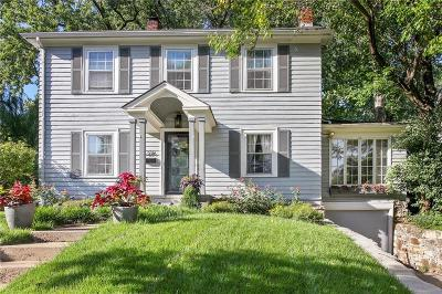 Single Family Home For Sale: 226 W 66th Terrace