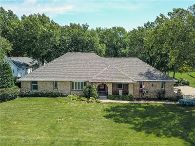 Overland Park Single Family Home For Sale: 9835 Rosewood Drive