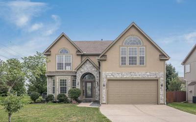 Olathe Single Family Home Show For Backups: 18359 W 157th Terrace