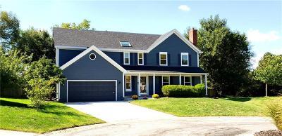 Overland Park Single Family Home For Sale: 11087 Century Lane