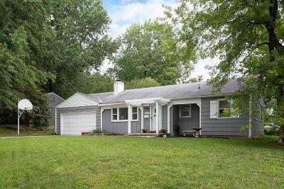 Prairie Village Single Family Home For Sale: 5508 W 70th Street