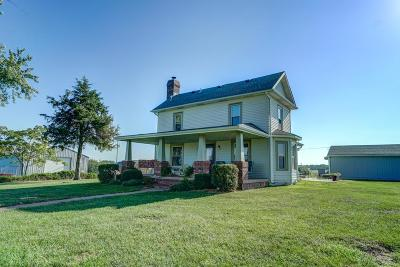 Cass County Single Family Home For Sale: 28801 S O'bannon Road