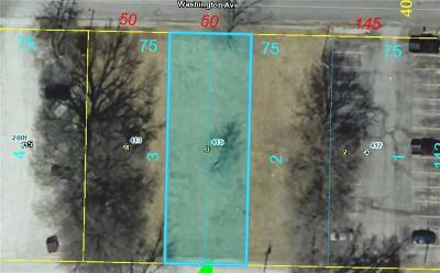 Lafayette County Residential Lots & Land For Sale: 415 Washington Avenue