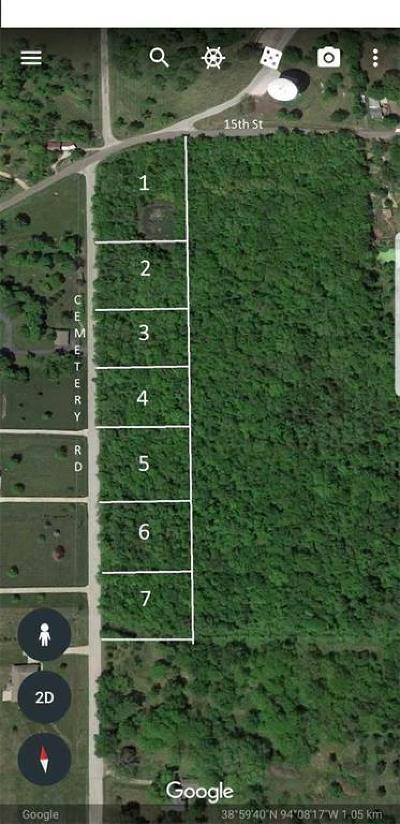 Oak Grove Residential Lots & Land For Sale: Lot 5 Cedar Ridge Heights