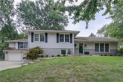Leawood Single Family Home For Sale: 3007 W 82nd Terrace