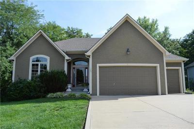 Kansas City Single Family Home For Sale: 105 E 126 Street