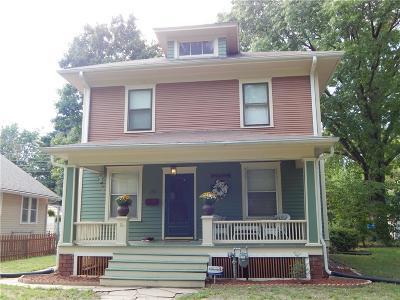 Shawnee County Single Family Home For Sale: 319 SW Broadmoor Avenue
