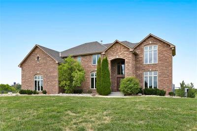 Olathe Single Family Home For Sale: 14130 S Spoon Creek Road