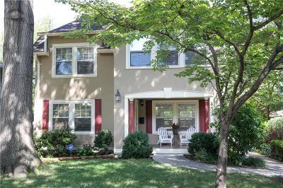 Kansas City Single Family Home For Sale: 432 W 62nd Street