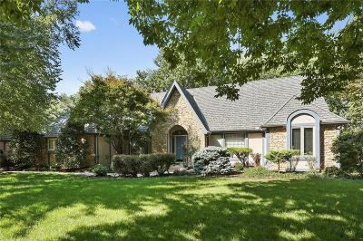 Leawood Single Family Home For Sale: 10308 Howe Lane
