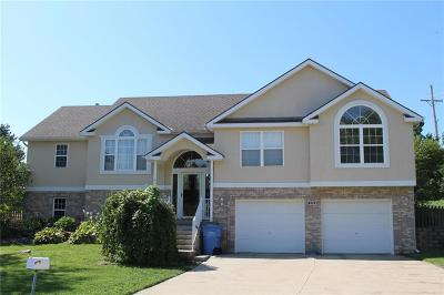Basehor Single Family Home Contingent: 16575 Quail Walk