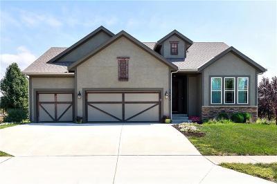 Basehor Single Family Home For Sale: 4113 N 141st Street