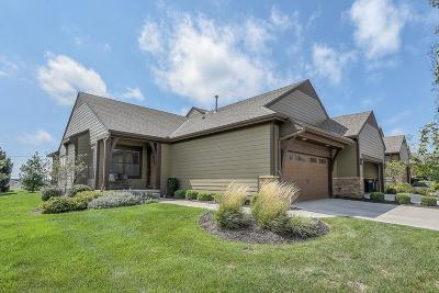 Overland Park Patio For Sale: 7803 W 158th Place