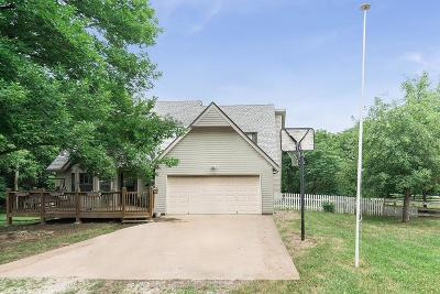 Single Family Home For Sale: 14850 W 159th Street