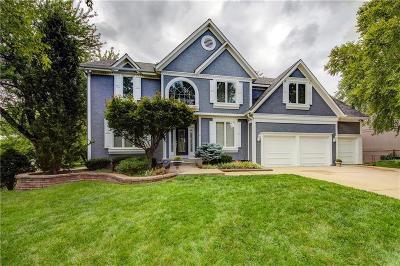 Leawood Single Family Home For Sale: 13020 Pembroke Street