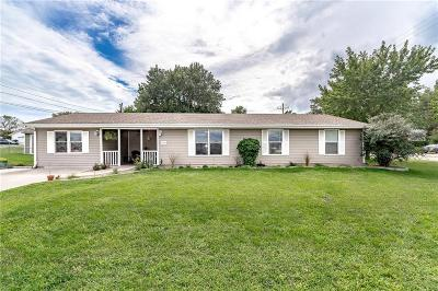 Olathe Single Family Home For Sale: 1503 E Park Street