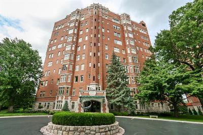 Kansas City Condo/Townhouse For Sale: 5049 Wornall Road #5A