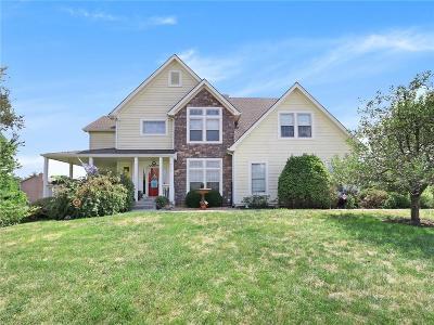 Kansas City Single Family Home For Sale: 4009 N 126th Street