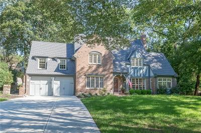Kansas City Single Family Home For Sale: 808 Greenway Terrace