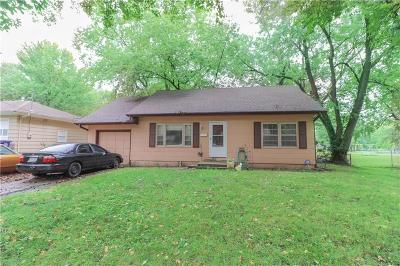 Shawnee Single Family Home For Sale: 5219 Halsey Street