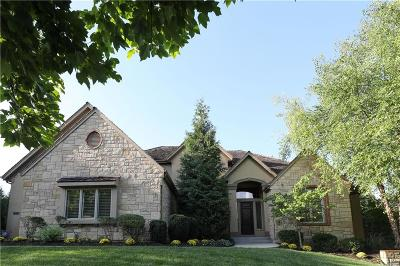 Leawood Single Family Home For Sale: 2801 W 139th Street