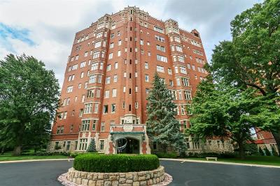 Kansas City Condo/Townhouse For Sale: 5049 Wornall Road #1A