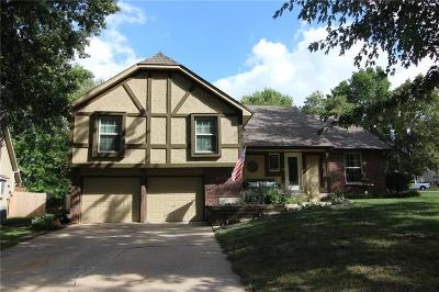 Lenexa Single Family Home For Sale: 7763 Monrovia Street