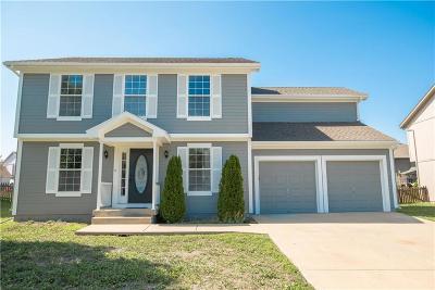 Gardner Single Family Home Contingent: 644 Woodson Lane
