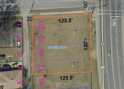 Residential Lots & Land For Sale: 00000 S 4th Street