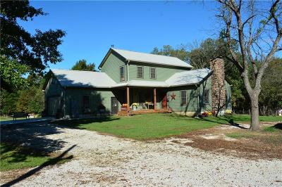 Cass County Single Family Home For Sale: 29400 S Morrow Road