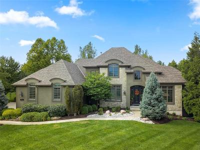 Leawood Single Family Home For Sale: 14570 Granada Circle