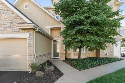 Overland Park Condo/Townhouse For Sale: 4502 W 159th Terrace #210