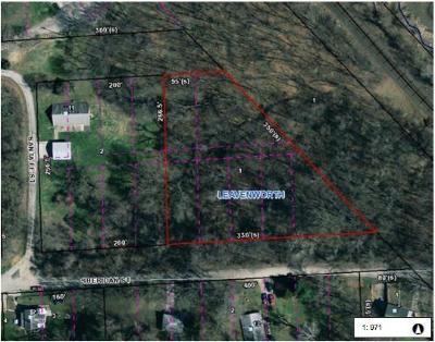Leavenworth County Residential Lots & Land For Sale: Lt5-11 Sheridan Avenue