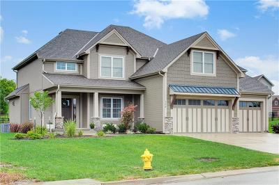 Lee's Summit MO Single Family Home Pending: $439,900