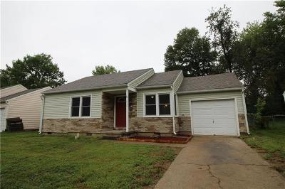 Warrensburg Single Family Home Pending: 1025 Anderson Street