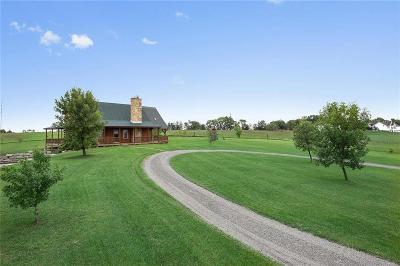 Clinton County Single Family Home For Sale: 5899 NE Crouch Road