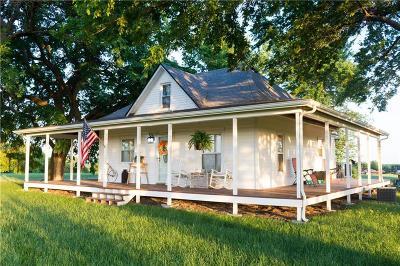 Ottawa Single Family Home For Sale: 3586 Rock Creek Road