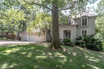Overland Park Single Family Home For Sale: 12004 Stearns Street