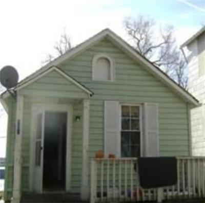 Leavenworth Single Family Home For Sale: 421 Pottawatomie Street