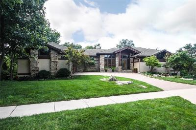 Leawood Single Family Home For Sale: 11126 Brookwood Avenue