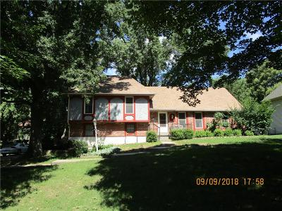 Leavenworth Single Family Home For Sale: 1312 Limit Street