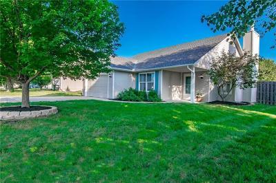 Gardner KS Single Family Home For Sale: $180,000