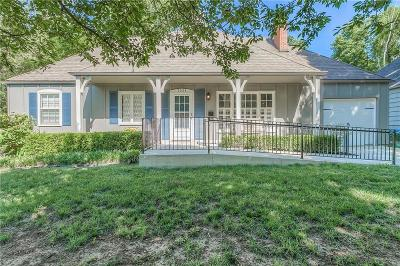 Prairie Village Single Family Home For Sale: 7938 Norwood Street