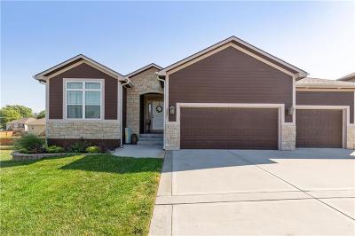 Basehor Single Family Home For Sale: 3021 N 158th Street