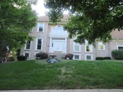 Single Family Home For Sale: 6140 N Hull Drive