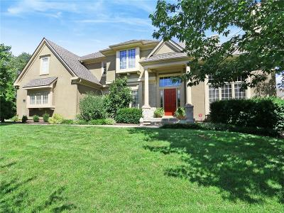 Leawood Single Family Home For Sale: 4556 W 141st Terrace