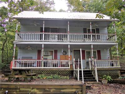 Bourbon County Single Family Home For Sale: 122 Hidden Valley Road