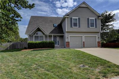Overland Park Single Family Home For Sale: 6703 W 157th Terrace