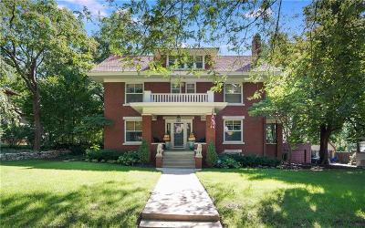 Kansas City Single Family Home Show For Backups: 5431 Wyandotte Street